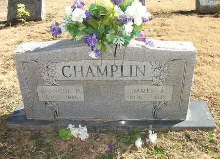 SKINNER CHAMPLIN, BLANCHE H - Lonoke County, Arkansas | BLANCHE H SKINNER CHAMPLIN - Arkansas Gravestone Photos