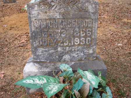 CHANCELLOR, WILLIAM - Lonoke County, Arkansas | WILLIAM CHANCELLOR - Arkansas Gravestone Photos