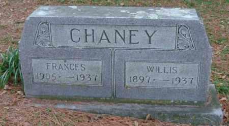 CHANEY, FRANCES - Lonoke County, Arkansas | FRANCES CHANEY - Arkansas Gravestone Photos
