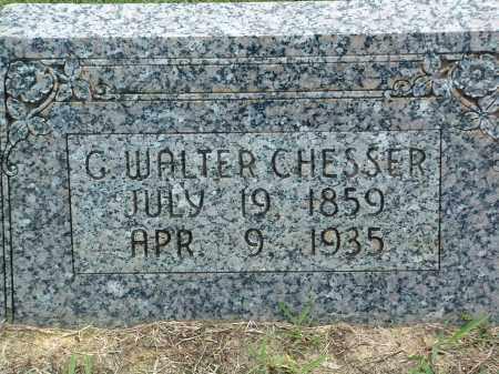 CHESSER, GRUNDY WALTER - Lonoke County, Arkansas | GRUNDY WALTER CHESSER - Arkansas Gravestone Photos