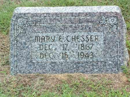 CHESSER, MARY E. - Lonoke County, Arkansas | MARY E. CHESSER - Arkansas Gravestone Photos