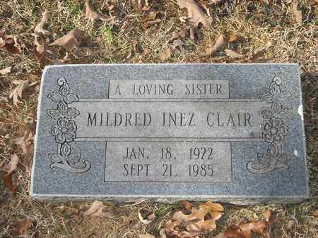 CLAIR, MILDRED INEZ - Lonoke County, Arkansas | MILDRED INEZ CLAIR - Arkansas Gravestone Photos