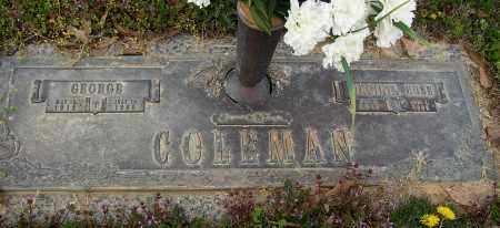COLEMAN, VIRGINIA ROSE - Lonoke County, Arkansas | VIRGINIA ROSE COLEMAN - Arkansas Gravestone Photos
