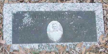 COLLINS, JOHN L - Lonoke County, Arkansas | JOHN L COLLINS - Arkansas Gravestone Photos