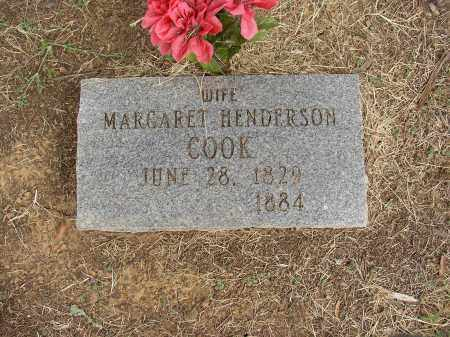 COOK, MARGARET - Lonoke County, Arkansas | MARGARET COOK - Arkansas Gravestone Photos
