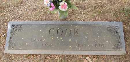 COOK, N. C. - Lonoke County, Arkansas   N. C. COOK - Arkansas Gravestone Photos