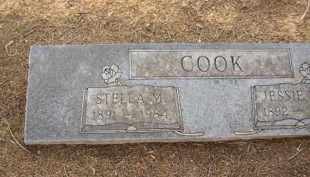 COOK, STELLA M. - Lonoke County, Arkansas   STELLA M. COOK - Arkansas Gravestone Photos