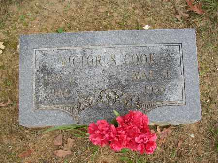COOK, VICTOR S. - Lonoke County, Arkansas | VICTOR S. COOK - Arkansas Gravestone Photos