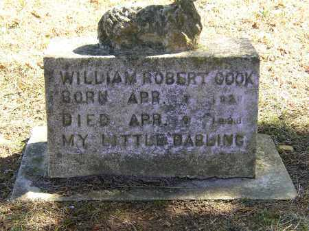 COOK, WILLIAM ROBERT - Lonoke County, Arkansas | WILLIAM ROBERT COOK - Arkansas Gravestone Photos