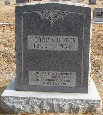 COOPER, HENRY - Lonoke County, Arkansas | HENRY COOPER - Arkansas Gravestone Photos