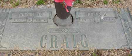 CRAIG, ROBERT O. - Lonoke County, Arkansas | ROBERT O. CRAIG - Arkansas Gravestone Photos