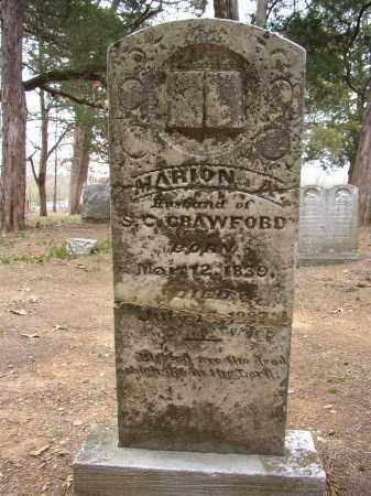 CRAWFORD, MARION A. - Lonoke County, Arkansas | MARION A. CRAWFORD - Arkansas Gravestone Photos