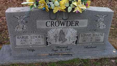 STEELE CROWDER, MARGIE LENORA - Lonoke County, Arkansas | MARGIE LENORA STEELE CROWDER - Arkansas Gravestone Photos