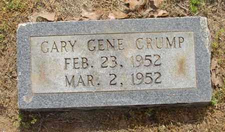 CRUMP, GARY GENE - Lonoke County, Arkansas | GARY GENE CRUMP - Arkansas Gravestone Photos