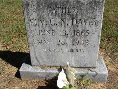 DAVIS, REV. C. N. - Lonoke County, Arkansas | REV. C. N. DAVIS - Arkansas Gravestone Photos