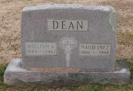 DEAN, WILLIAM A - Lonoke County, Arkansas | WILLIAM A DEAN - Arkansas Gravestone Photos