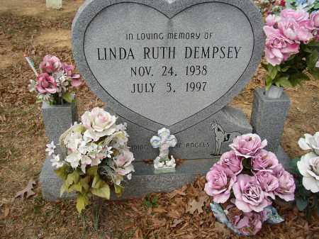 DEMPSEY, LINDA RUTH - Lonoke County, Arkansas | LINDA RUTH DEMPSEY - Arkansas Gravestone Photos