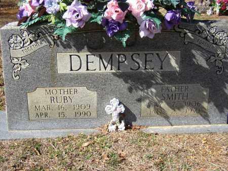 DEMPSEY, SMITH - Lonoke County, Arkansas | SMITH DEMPSEY - Arkansas Gravestone Photos