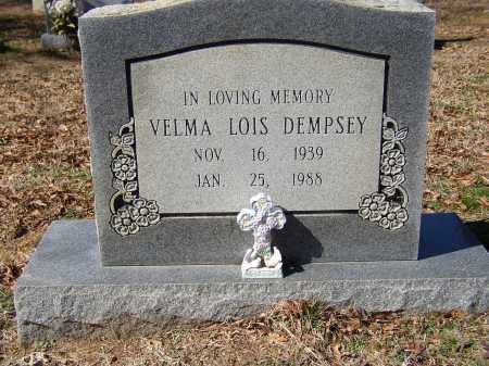 DEMPSEY, VELMA LOIS - Lonoke County, Arkansas | VELMA LOIS DEMPSEY - Arkansas Gravestone Photos
