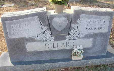 DILLARD, SAVANNAH R. - Lonoke County, Arkansas | SAVANNAH R. DILLARD - Arkansas Gravestone Photos