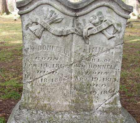 DONNELL, LINN A. - Lonoke County, Arkansas | LINN A. DONNELL - Arkansas Gravestone Photos
