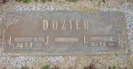 DOZIER, HERBERT L. SR. - Lonoke County, Arkansas | HERBERT L. SR. DOZIER - Arkansas Gravestone Photos