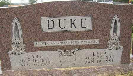 DUKE, EARL - Lonoke County, Arkansas | EARL DUKE - Arkansas Gravestone Photos