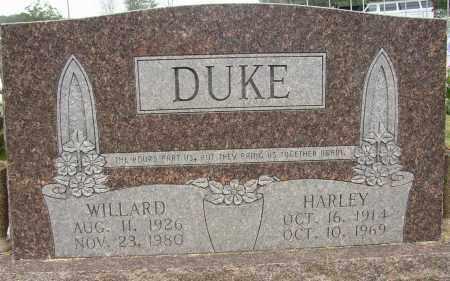 DUKE, HARLEY - Lonoke County, Arkansas | HARLEY DUKE - Arkansas Gravestone Photos