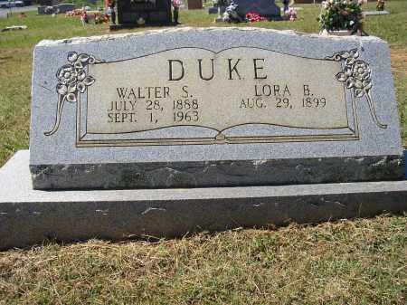 DUKE, LORA B. - Lonoke County, Arkansas | LORA B. DUKE - Arkansas Gravestone Photos