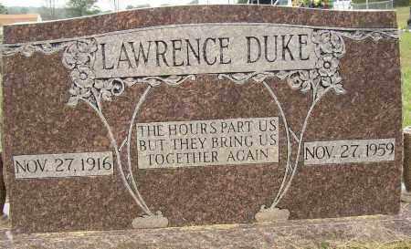 DUKE, LAWRENCE - Lonoke County, Arkansas | LAWRENCE DUKE - Arkansas Gravestone Photos