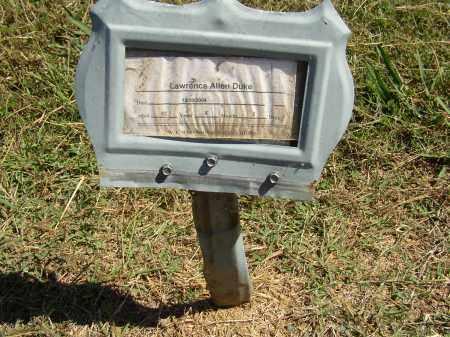 DUKES, LAWRENCE ALLEN - Lonoke County, Arkansas | LAWRENCE ALLEN DUKES - Arkansas Gravestone Photos