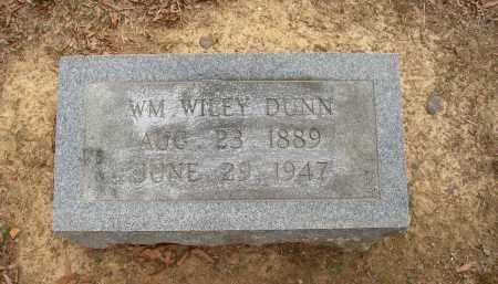 DUNN, WILLIAM WILEY - Lonoke County, Arkansas | WILLIAM WILEY DUNN - Arkansas Gravestone Photos