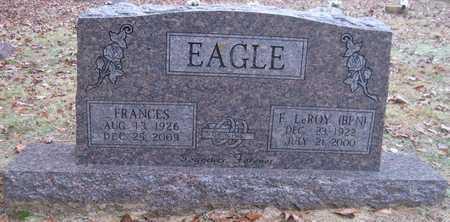 EAGLE, FRANCES - Lonoke County, Arkansas | FRANCES EAGLE - Arkansas Gravestone Photos
