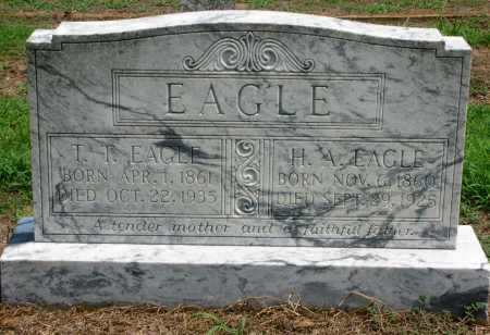 EAGLE, T T - Lonoke County, Arkansas | T T EAGLE - Arkansas Gravestone Photos