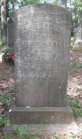 EAGLE, LAURAH V - Lonoke County, Arkansas | LAURAH V EAGLE - Arkansas Gravestone Photos