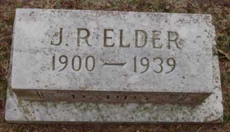 ELDER, J R - Lonoke County, Arkansas   J R ELDER - Arkansas Gravestone Photos