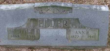 ELDER, LEE - Lonoke County, Arkansas | LEE ELDER - Arkansas Gravestone Photos