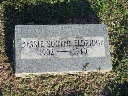 ELDRIDGE, BESSIE - Lonoke County, Arkansas | BESSIE ELDRIDGE - Arkansas Gravestone Photos