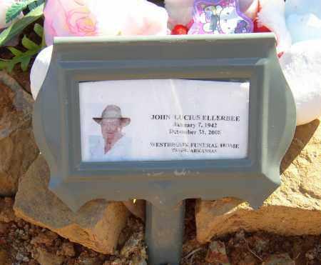 ELLERBEE, JOHN LUCIUS - Lonoke County, Arkansas | JOHN LUCIUS ELLERBEE - Arkansas Gravestone Photos