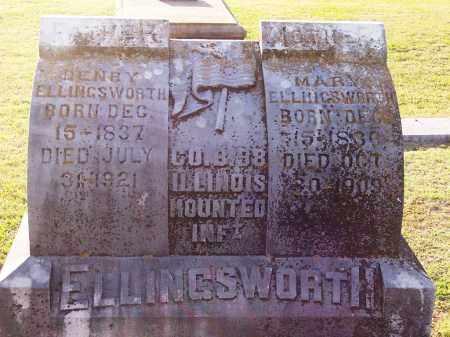 ELLINGSWORTH, MARY - Lonoke County, Arkansas   MARY ELLINGSWORTH - Arkansas Gravestone Photos