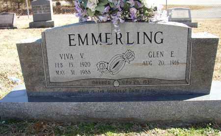 EMMERLINE, VIVA V. - Lonoke County, Arkansas | VIVA V. EMMERLINE - Arkansas Gravestone Photos