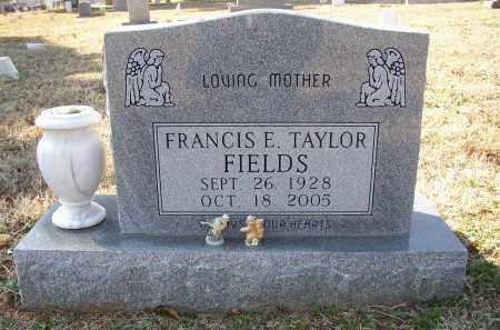 FIELDS, FRANCIS E. - Lonoke County, Arkansas | FRANCIS E. FIELDS - Arkansas Gravestone Photos