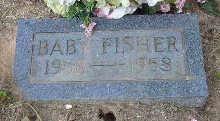 FISHER, BABY - Lonoke County, Arkansas | BABY FISHER - Arkansas Gravestone Photos