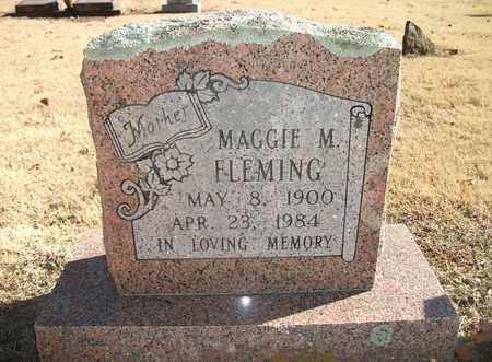 FLEMING, MAGGIE MAE - Lonoke County, Arkansas | MAGGIE MAE FLEMING - Arkansas Gravestone Photos