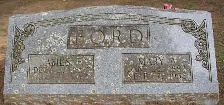 FORD, JAMES F. - Lonoke County, Arkansas | JAMES F. FORD - Arkansas Gravestone Photos