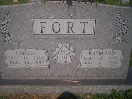 FORT, OMELIA - Lonoke County, Arkansas | OMELIA FORT - Arkansas Gravestone Photos