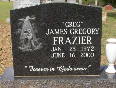 FRAZIER, JAMES GREGORY (GREG) - Lonoke County, Arkansas   JAMES GREGORY (GREG) FRAZIER - Arkansas Gravestone Photos