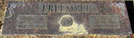 LAMBERT FREEMYER, TENNIE ODELL - Lonoke County, Arkansas | TENNIE ODELL LAMBERT FREEMYER - Arkansas Gravestone Photos