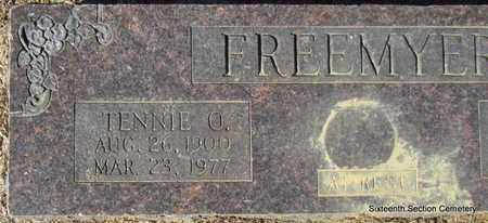 FREEMYER, TENNIE ODELL (CLOSE UP) - Lonoke County, Arkansas | TENNIE ODELL (CLOSE UP) FREEMYER - Arkansas Gravestone Photos
