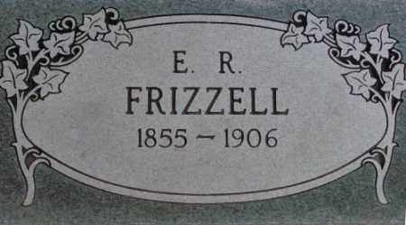 FRIZZELL, E  R - Lonoke County, Arkansas | E  R FRIZZELL - Arkansas Gravestone Photos